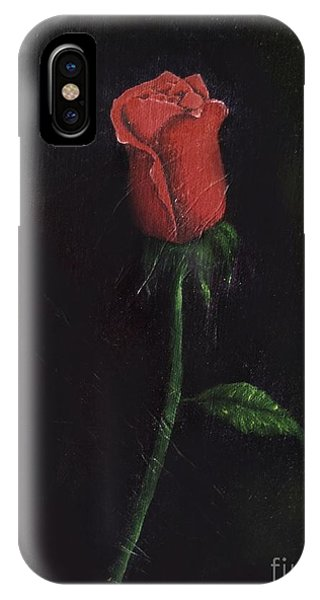 The Perfect Rose IPhone Case