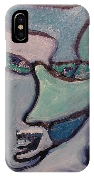 The Perpetrator  IPhone Case