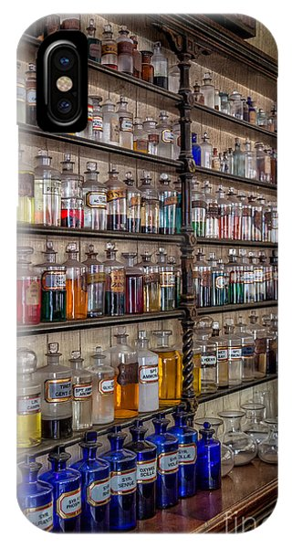 Potion iPhone Case - The Pharmacy by Adrian Evans