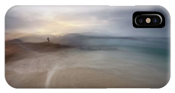 Spain iPhone Case - The Photographer Of Nowhere by Santiago Pascual Buye