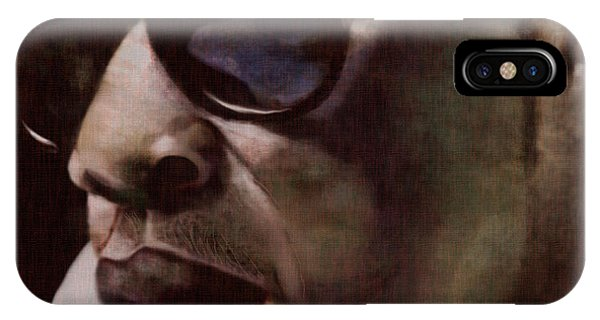 The Pied Piper Of Intrigue - Jay Z IPhone Case