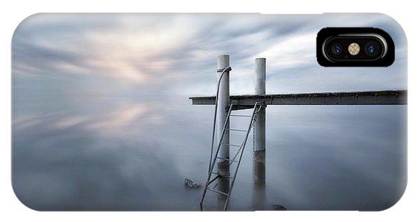 Pier iPhone Case - The Pier by Joaquin Guerola