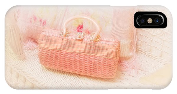 The Pink Purse IPhone Case