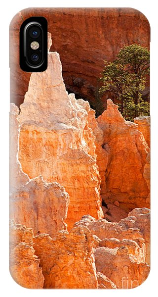 The Pope Sunrise Point Bryce Canyon National Park IPhone Case