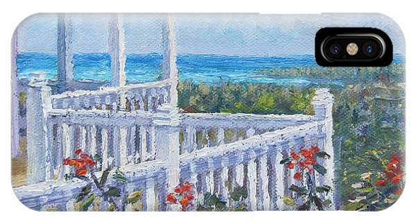 The Porch IPhone Case