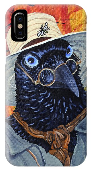 The Potter By Jaime Haney IPhone Case