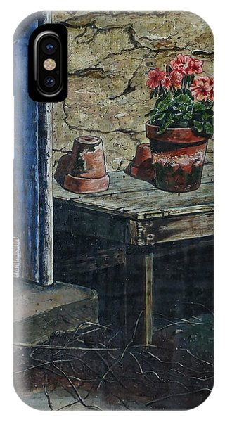 The Potting Bench IPhone Case