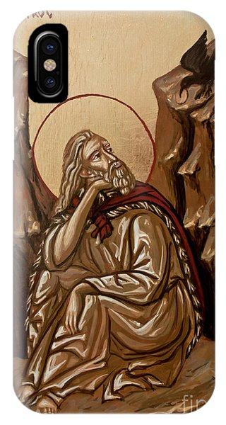The Prophet Elijah IPhone Case