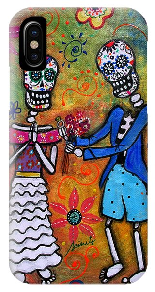 The Proposal Day Of The Dead IPhone Case