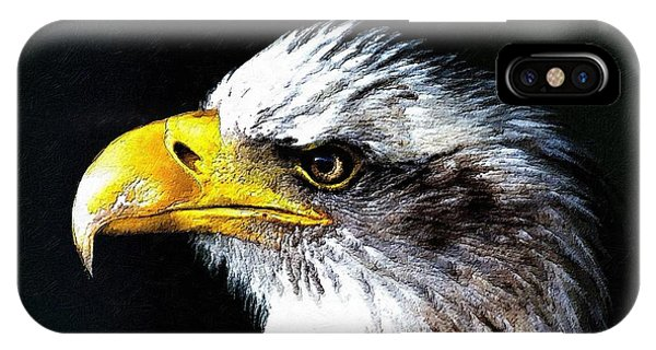 The Proud Eagle IPhone Case