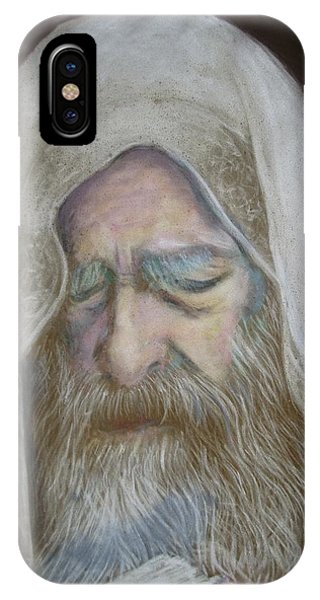 The Rabbi Phone Case by Maxwell Mandell