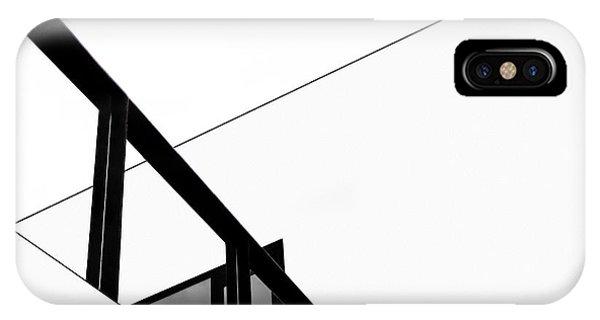 The Railing IPhone Case