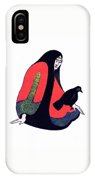 The Raven Ap/2 IPhone Case