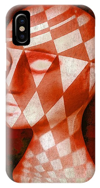 IPhone Case featuring the photograph The Red Phantom by Jeff  Gettis