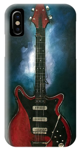 The Red Special IPhone Case