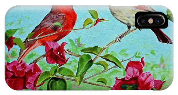 The Redbirds IPhone Case