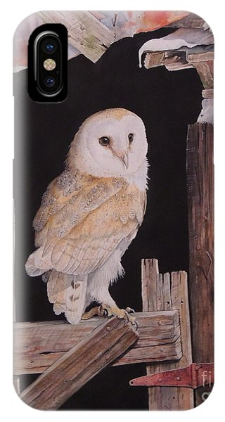 The Resting Place.  Sold IPhone Case