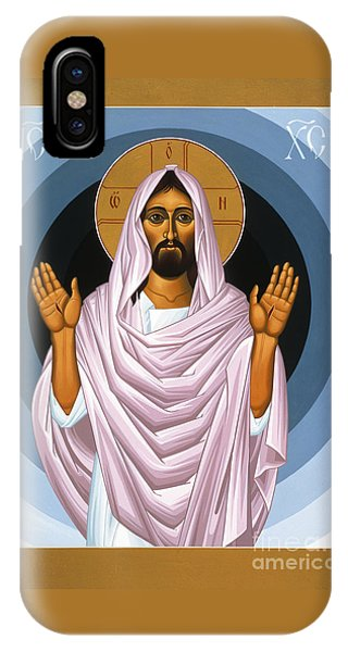 The Risen Christ 014 IPhone Case