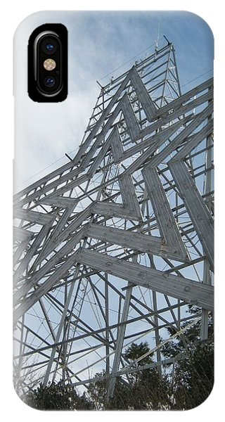 The Rising Star IPhone Case