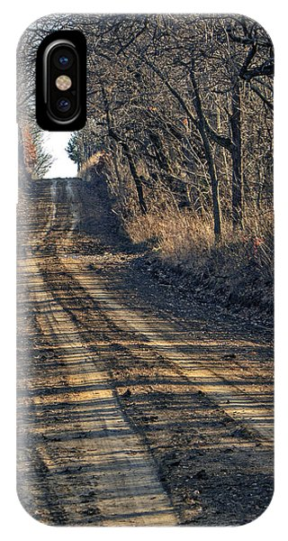 The Road Less Traveled Phone Case by Kevin Anderson