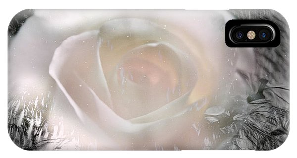 The Rose The Symbol Of Love IPhone Case
