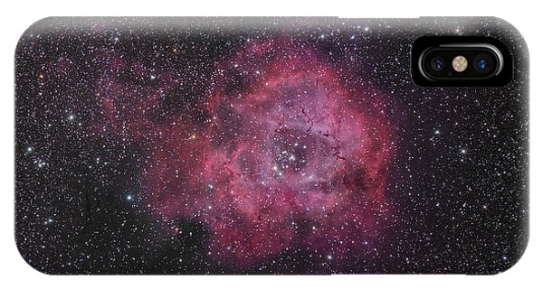 The Rosette Nebula Phone Case by Brian Peterson