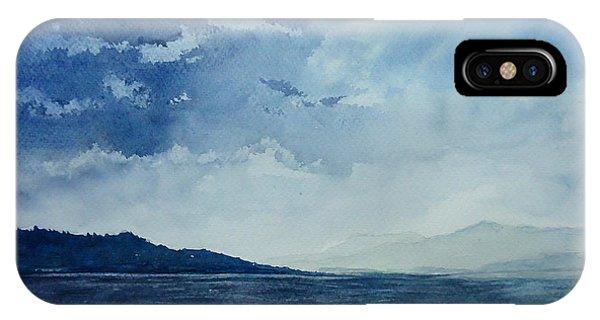 The Sado Island IPhone Case