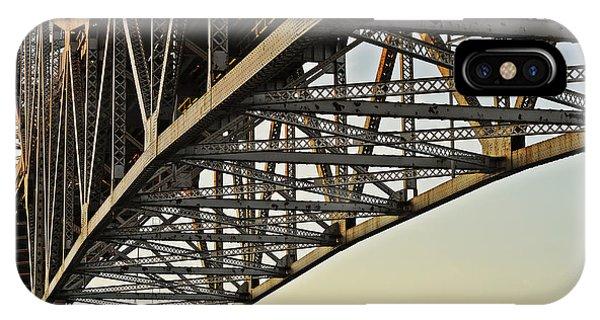 The Sagamore Bridge IPhone Case