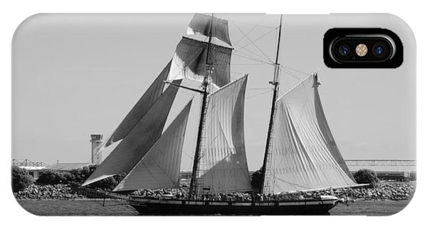 The Sails Phone Case by Judy  Waller