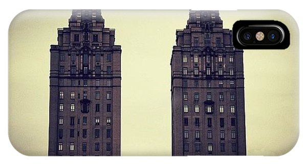 The San Remo Bldg. - Ny (1930) IPhone Case