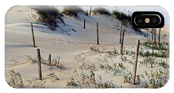 The Sands Of Obx II IPhone Case