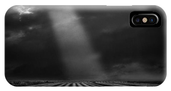 The Secure Ground Of Home ... IPhone Case