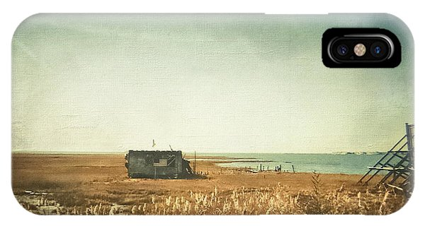 The Shack - Lbi IPhone Case