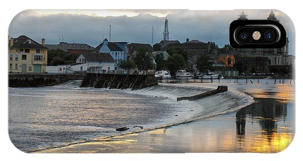 The Shannon River IPhone Case