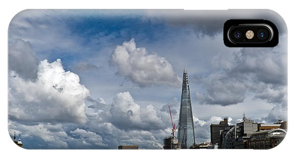 The Shard At Southwark IPhone Case