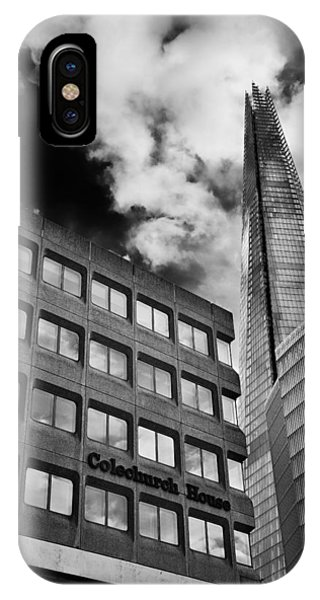 The Shard From Tooley Street IPhone Case