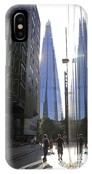 The Shard London IPhone Case