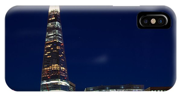 The Shard London Phone Case by Wayne Molyneux