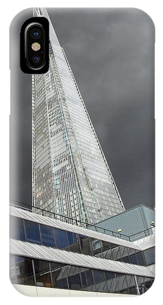 The Shard Of Glass IPhone Case