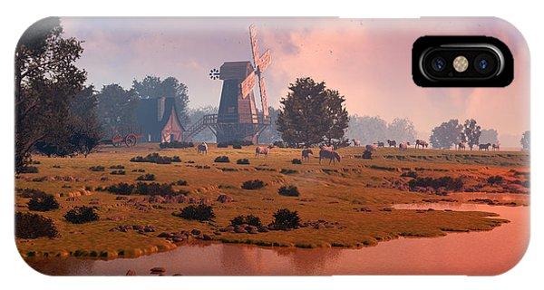 The Shepherd's Mill IPhone Case