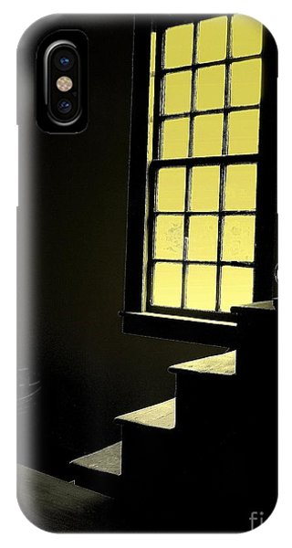 The Silent Room IPhone Case