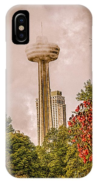 The Skylon Tower IPhone Case