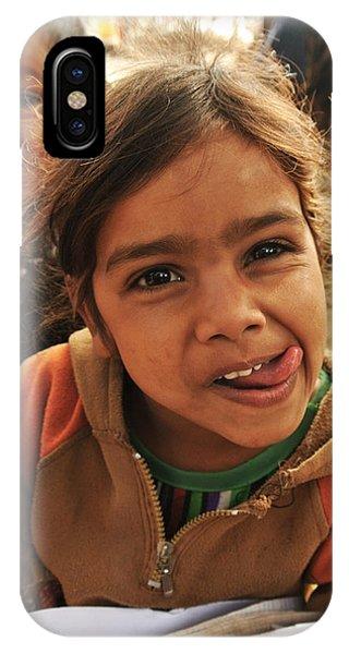 The Smile Phone Case by Mandav  Prakash