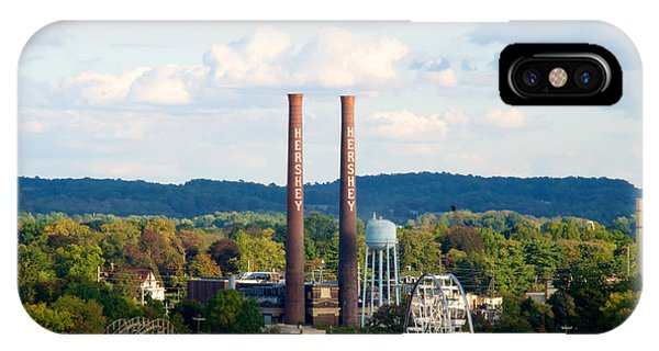 The Smoke Stacks Stand Resolute  IPhone Case