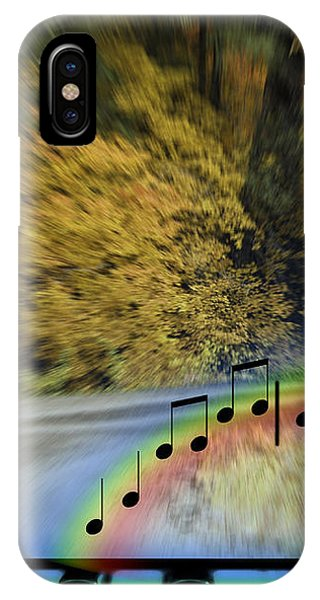 The Song That Keeps Repeating In My Head IPhone Case