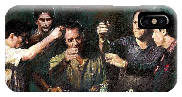 The Sopranos IPhone Case