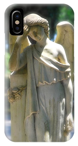 The Sorrow Of An Angel IPhone Case