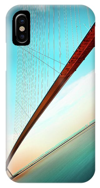 Long Exposure iPhone Case - The Span by Christophe Kiciak