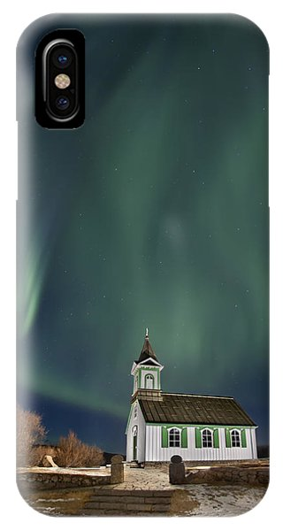 The Spirit Of Iceland IPhone Case