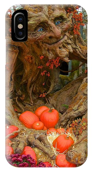 The Spirit Of The Pumpkin IPhone Case